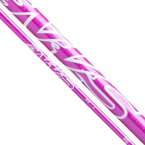 Aldila NVS Pink (NXT) Ladies Flex Wood Shaft