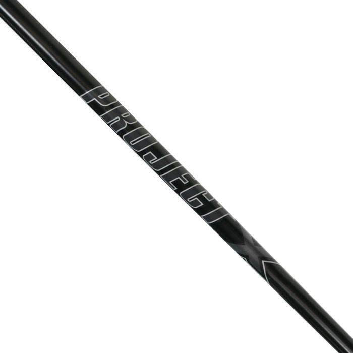 "Project X Rifle Steel Shaft (0.355"" tip) - Blackout Finish"