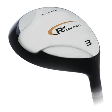Alpha RX Low Pro Fairway Wood