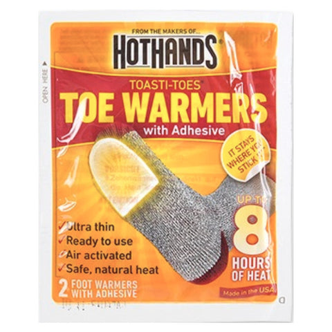 HeatMax Toasti-Toes Toe Warmers