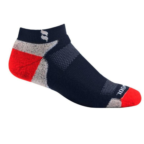 KentWool Men's Tour Profile Golf Sock - USA