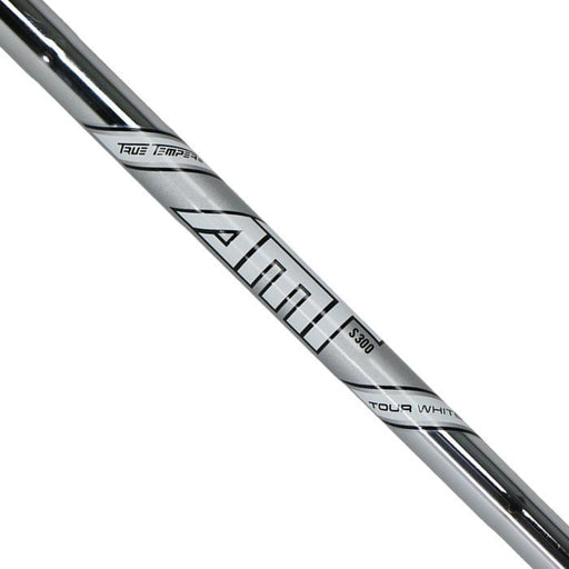 True Temper AMT White Steel Shaft