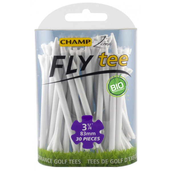 "Champ Zarma FLYTee 3-1/4"" (Pack of 25)"