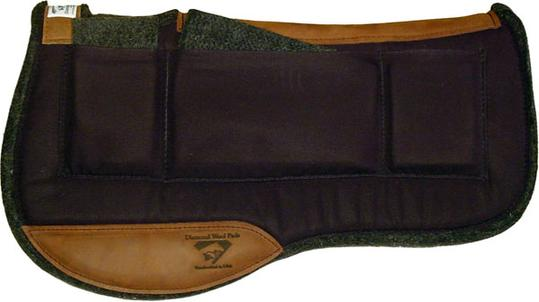 Endurance Square Contoured Relief Pads