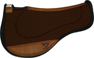 Endurance Round Contoured Ranch Pads