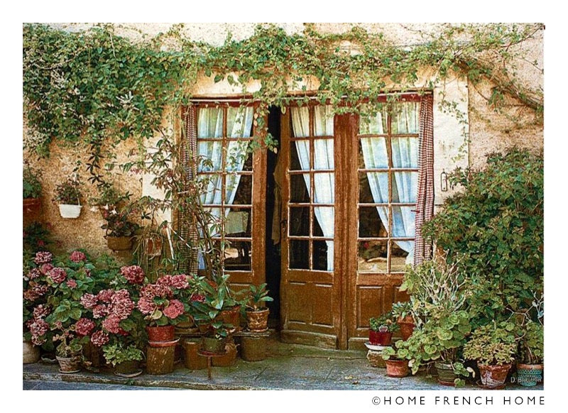Wall Tapestry - French Cottage