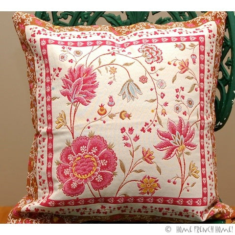Cushion Cover - Montespan Ivory