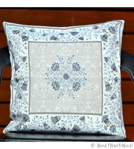 Cushion Cover - Millau Blue