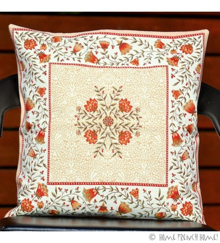 Cushion Cover - Millau Apricot