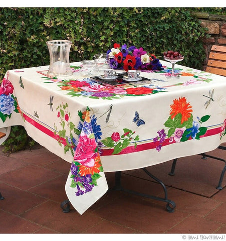 Beauvillé Palais Royal Tablecloth