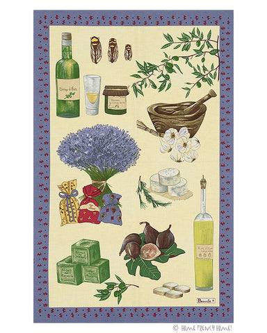 Tea Towel - St Paul