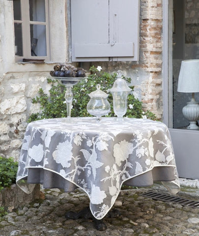 Organza printed tablecloth - Volupte