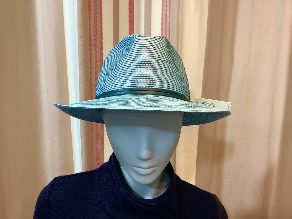 Summer Hat - Celeste (Light Blue)