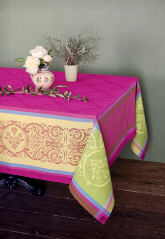 Jacquard Tablecloth, Renaissance