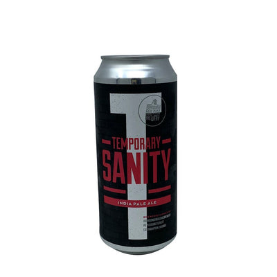 Abandoned Building 'Temporary Sanity' IPA SINGLE