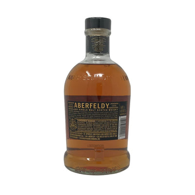Aberfeldy 12 Year Old Highland Single Malt Scotch Whiskey