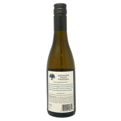 Alexander Valley Vineyards 2018 Chardonnay (375mL)