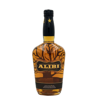 Alibi American Blended Whiskey Distilled From American Grain