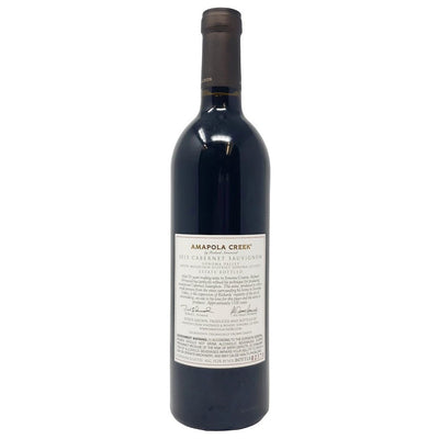 Amapola Creek 2015 Estate Cabernet Sauvignon