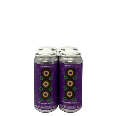 Banded Brewing Samoan Drop Porter 4pk