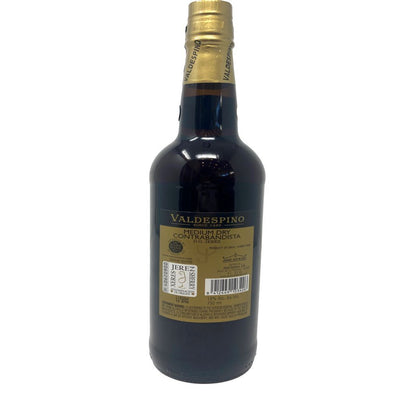 Bodegas Valdespino Contrabandista Amontillado Blend Medium Dry Sherry