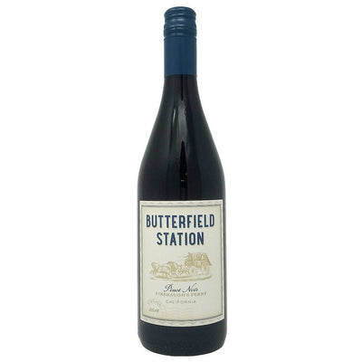 Butterfield Station 2017 Pinot Noir California