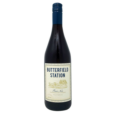 Butterfield Station 2019 Pinot Noir Firebaugh's Ferry