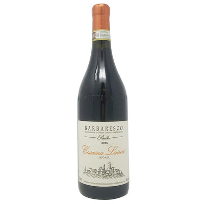 Cascina Luisin 2015 Barbaresco Paolin