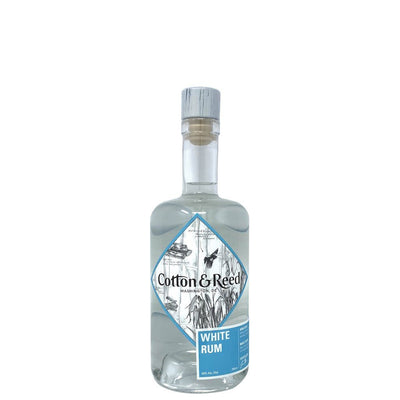 Cotton & Reed White Rum 750ml