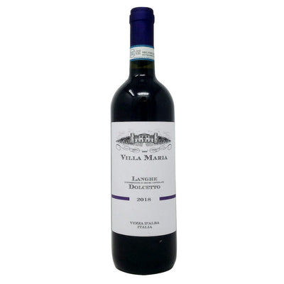 Demarie 2018 Dolcetto Langhe