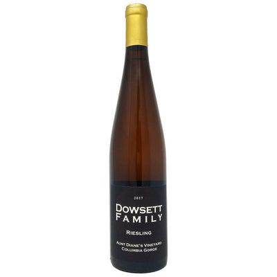 Dowsett Family 2017 Riesling Columbia Gorge