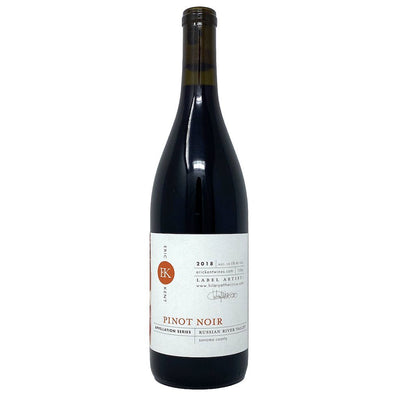 Eric Kent 2018 Pinot Noir Russian River Valley