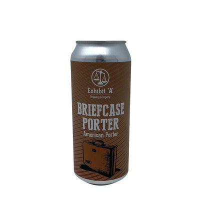 Exhibit A Brewing Company Briefcase Porter single