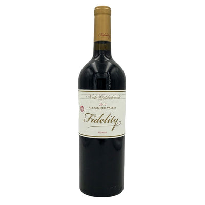 Goldschmidt Vineyards 2017 Fidelity Red Blend