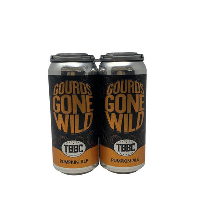 Gourds Gone Wild Pumpkin Beer SINGLE