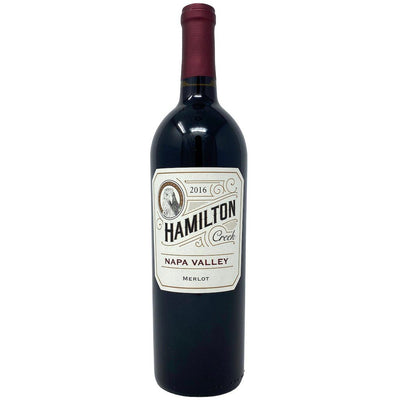 Hamilton Creek 2016 Merlot Napa Valley