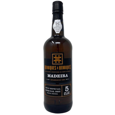 Henriques and Henriques Madeira 5 Year Special Dry