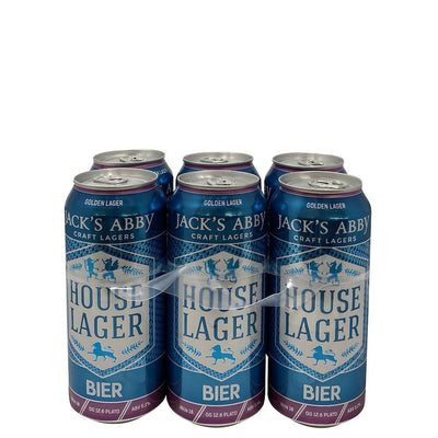 Jack's Abby Brewing House Lager 6 Pack