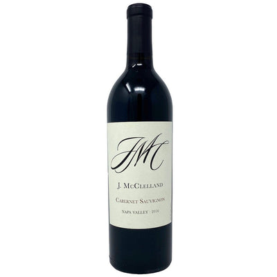 John McClelland Selection 2015 Cabernet Sauvignon Napa Valley