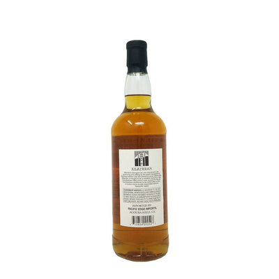 Kilkerran 12 Year Single Malt Scotch Whiskey