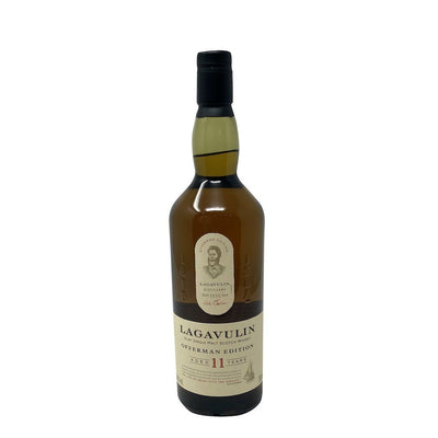 Lagavulin 11 Year Nick Offerman Special Edition