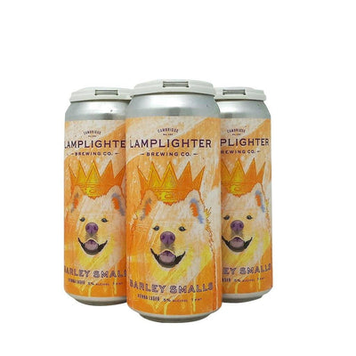 Lamplighter Brewing Co Barley Smalls Vienna-Style Lager