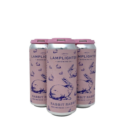 Lamplighter Brewing Company Rabbit Rabbit Double India Pale Ale 4pk