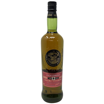 Loch Lomond 12 Year Old Highland Sinlge Malt Scotch Whiskey