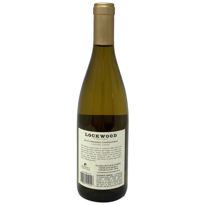 Lockwood 2018 Central Coast Chardonnay