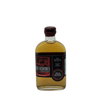 Mad River Old Fashioned Bourbon Whiskey 200mL