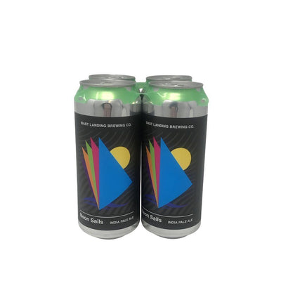 Mast Landing Brewing Company Neon Sails India Pale Ale