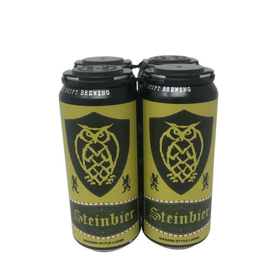 Night Shift Brewing Steinbier 4pk