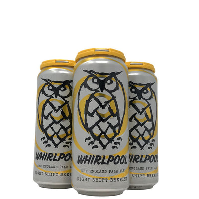Night Shift Brewing Whirlpool Ale 4 Pack