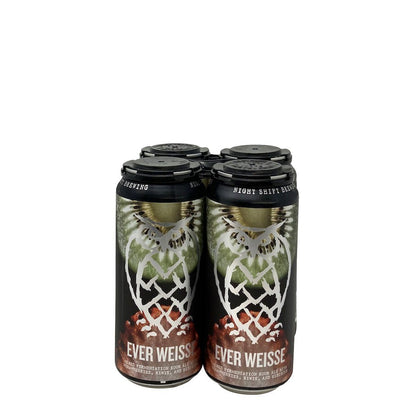 Night Shift Ever Weisse 4PK